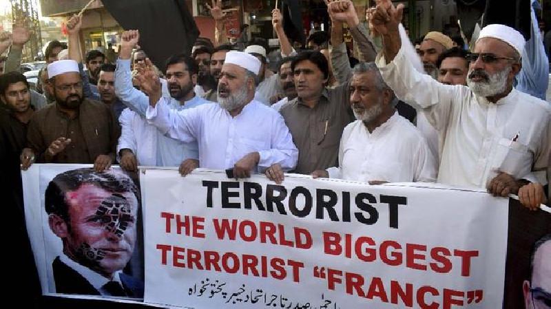 Dubes Prancis di Islamabad Desak Warganya Segera Tinggalkan Pakistan