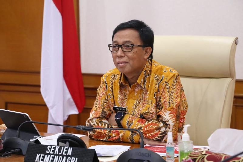 Kemendagri Targetkan Indeks Reformasi Birokrasi Tahun 2021 Capai Kategori A