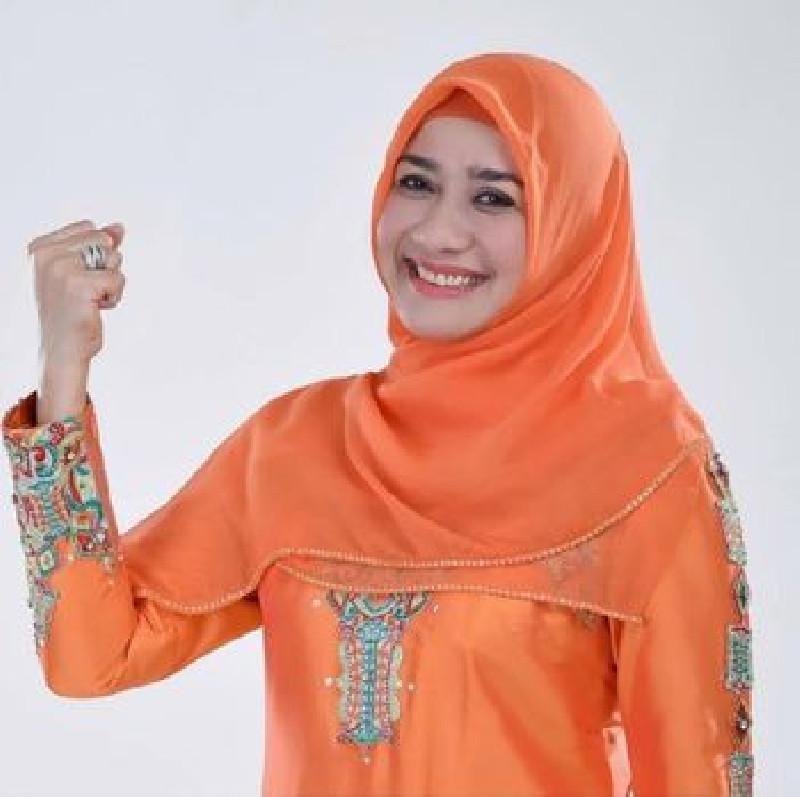 Darwati A Gani Berkunjung Kerumah Korban Pemerkosaan di Aceh Besar