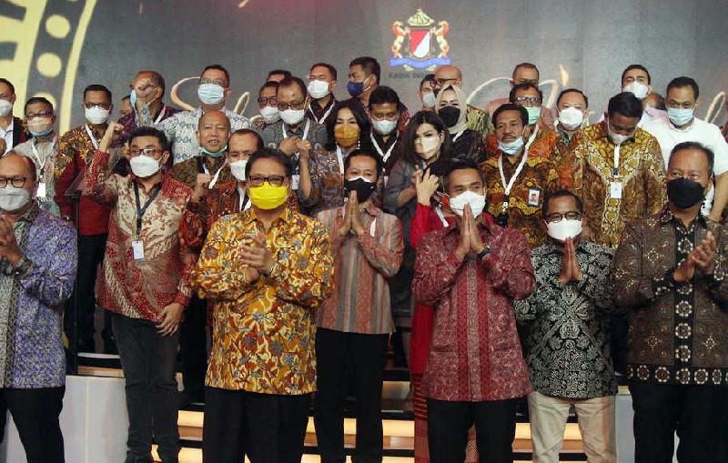 Pemerintah Harapkan Kadin Bisa Berperan Untuk Pemulihan Ekonomi Nasional