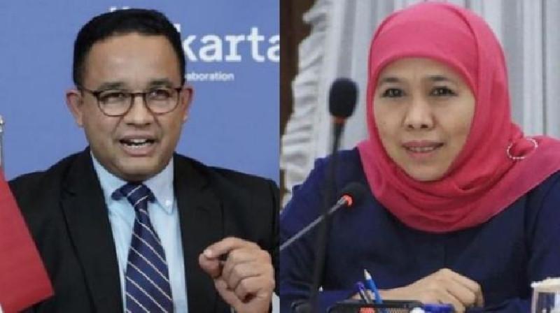 PPP Jatim Usul Duet Anies Baswedan - Khofifah di Pilpres 2024