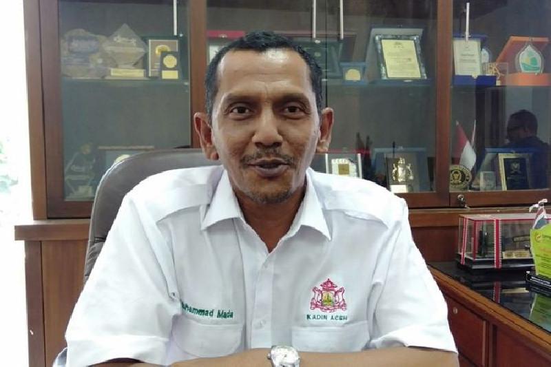 Cek Mada Ditunjuk Jadi Plh, Kadin Aceh Fokus Munas