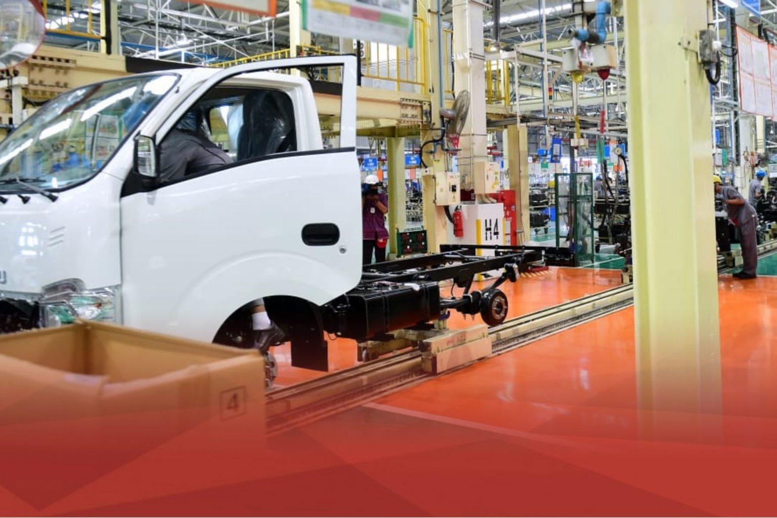PMI Manufaktur Indonesia Cetak Rekor Tertinggi, Tembus Level 54,6