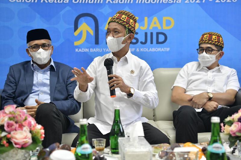 Menteri Bahlil Berjanji Tinjau KEK Arun Lhokseumawe