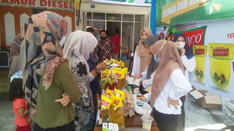 Sambut  Idul Fitri 2021, Dewan UKM Gelar Pasar Murah di 4 Titik
