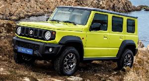 Edisi Baru Suzuki Jimny Pakai Mesin Terbaru