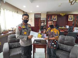 ISMI Temui Kapolda Aceh Bahas Kegiatan Silaturahmi Bisnis (Silabis) ke-12
