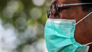 Menopang Aceh Dengan Masker