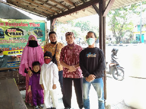 Berhasil Pulangkan 3 Warga Aceh Dari Yogyakarta, PemProv Aceh Apresiasi TPA dan Pengurus Masjid Jogokariyan