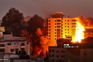 Menteri HAM Pakistan: Serangan Israel adalah Pembantaian
