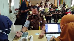 Aceh Singkil Vaksinisasi Covid baru 13%