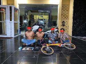 Tim Rimueng Polresta Banda Aceh Ringkus Penjarah Rumah Kosong Saat Bulan Puasa
