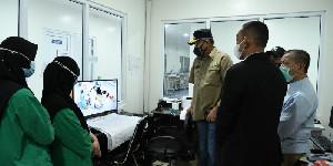 Gubernur dan Pimpinan DPRA Kunjungi RICU Pinere RSUDZA