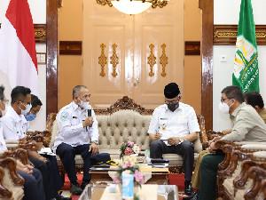 Gubernur Aceh Minta BMKG Perkuat Sistem Informasi dengan Manfaatkan Media Sosial