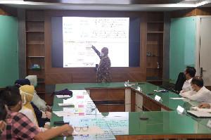 Bertemu 15 Kepala Divisi BAS, Sekda: Pertajam Tupoksi untuk Revitalisasi