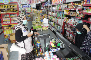 Dinkes dan Satgas Covid-19 Kota Banda Aceh Kampanyekan Prokes 5M