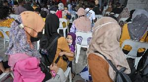 Kasus harian Covid-19 di Malaysia Tertinggi di ASEAN
