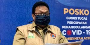 78 Kasus Covid-19 Ditemukan di Aceh Dalam Waktu 24 Jam