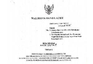 Mulai 27 Mei, Proses Belajar di Banda Aceh Terapkan Kembali Sistem Daring
