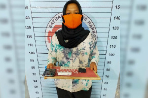 Janda Muda di Aceh Utara Ditangkap Karena Jadi Pengedar Narkoba