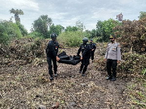 Bom Rakitan Sisa Konflik di Aceh Utara Diledakkan