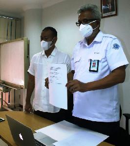 BPKS Tandatangani MoU Dengan PT.Marina Del Ray Lombok