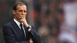 Resmi Allegri Latih Juventus