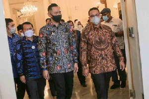 Pilpres 2024 Anies Baswedan-AHY Lawan Kuat  Prabowo-Puan