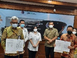 BPKS Tandatangani MoU Integrasi Pengelolaan Pelabuhan dengan PT KBS