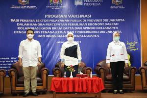 Program Vaksinasi Perkuat Kesehatan dan Pelindungan Pekerja