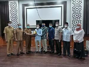 Terima Kunker Komisi B DPRD Langkat, Kadisdik Aceh: Momen Baik Berbagi Informasi