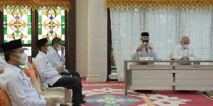 Deklarasikan GANAS, Gubernur Aceh Instruksikan Test Narkoba Massal