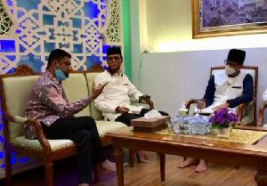Gekrafs Aceh Minta Dukungan Sandiaga, Jadikan Masjid Pusat Pertumbuhan Ekonomi Kreatif