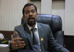 Hendra Budian Wakil Ketua DPRA Bersedih Atas Sakitnya Bupati Bener Meriah