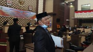 Rapat Paripurna LKPJ Wali Kota Subulussalam Panas, Fraksi Geranat Walk-out