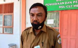 RSUCM Aceh Utara Penuh Pasien Covid-19