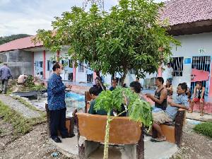 Inspeksi ke Lapas Lhoknga, Kemenkumham Aceh Minta Tingkatkan Keamanan