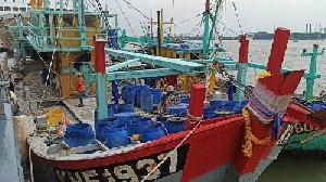 Kapal Asal Malaysia Ini Sudah Bertahun-tahun Curi Ikan di Indonesia
