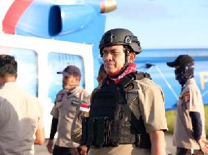 Komandan Teroris KKB  Tewas Ditembak Aparat