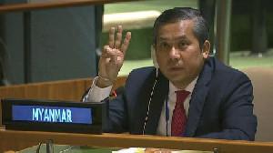 Mantan Diplomat Myanmar Minta AS Tambah Sanksi untuk Tekan Junta