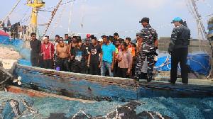 Maraknya Nelayan Aceh Ditangkap, Ini Penjelasan DKP Aceh dan Panglima Laot