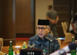 Gubernur Aceh Nova Iriansyah Positif Covid