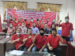 PDIP Aceh Sukses Laksanakan Rakercab Seluruh Kabupaten Kota se Aceh