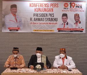 5 Kursi Akan di Targetkan PKS Dari Aceh Untuk Senayan 2024