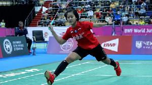 Tunggal Putri Kusuma Wardani Juara 1 Spain Master 2021
