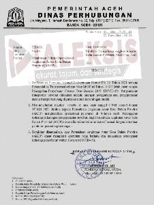 Dishub Aceh: Mulai 6 Mei Angkutan Lintas Darat Dilarang Beroperasi di Aceh