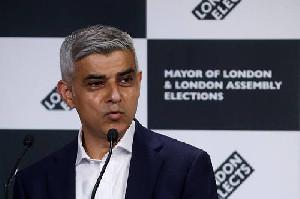 Sadiq Khan Terpilih Lagi Jadi Wali Kota London