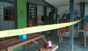 Satu Warung di Aceh Tamiang Disegel Satgas Covid-19 karena melanggar Prokes