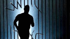 Siram Petugas Pakai Air Cabai, Tahanan Sumut Kabur