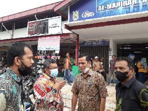 Sidak ke Pasar Al- Mahirah, Begini Respon Ombudsman
